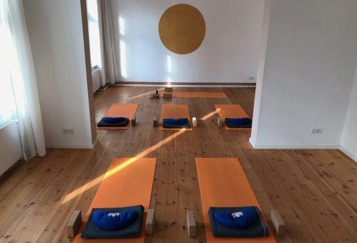 Yogakurs im Yogahome