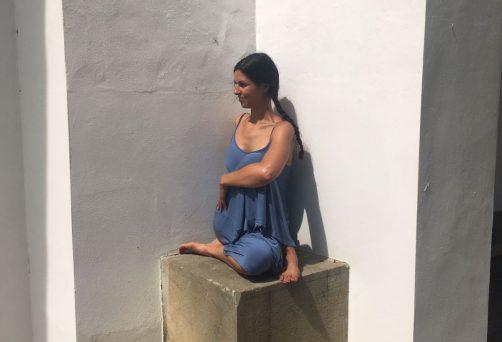 Yoga at Lobe Block